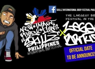 Skillz International Bboy Festival Philippines Legacy 15