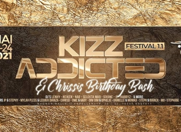 KizzAddicted Festival 1.1 & Chrissis Birthday Bash