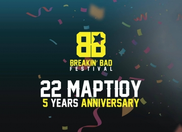Breakin' Bad Festival 2020 – 5 Years Anniversary