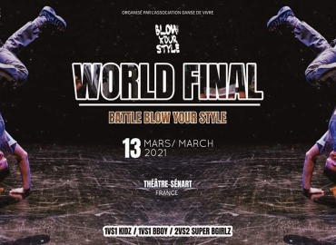 BLOW YOUR STYLE WORLD FINAL 2021